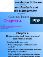 12077776 Chapter 4 Organization and Functioning of Securities Markets