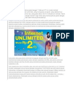 Paket Unlimitied Xl 2014