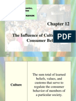 12.Influence of Culture on Con B