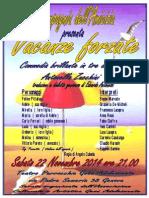 VACANZE FORZATE  22 Novembre 2014- REPLICA