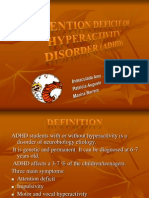 Adhd Power Point