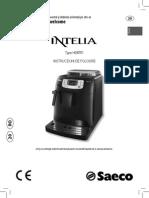 Philips (Expresor Automat) Intelia Focus, HD8751_19 Manualul Proprietarului Rev.00 15 Nov.2013 421946010071 (Dfu_RON)