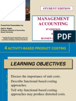 Management Accounting Chapter 4