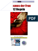 Zwangsweise weiblicher Orgasmus