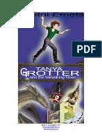 Tanya Grotter and the Vanishing Floor