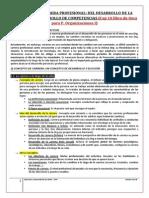 Tema 11 La Carrera Profesional. Del Desarrollo de La Carrera Al de Competencias (1)