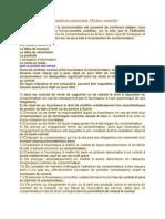 Droit de Consommation Et Droit de Concurrence (1)