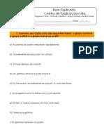 Ficha de Trabalho - Grupo nominal, verbal e móvel (1)