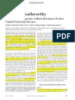 Individual - Perceptions - Looking Deathworthy - Eberhardt PS