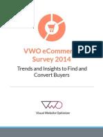 VWO Ecommerce Report 2014