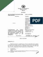 Development Bank of the Philippines versus COA Janel D. Nacion.pdf