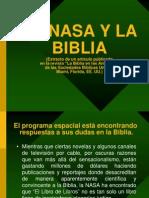 La Nasa Y la Biblia