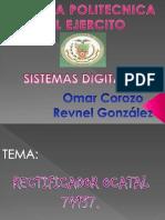 Rectificador Octal 74137