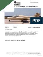 1966 Ms Paris Jet Refurbished