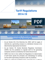 CERC_2014-19 Tariff Regulations