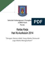 Kertas Kerja Hari Koku 2014
