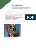 Offshore Crane Operations