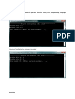 Presentation C++