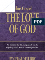 John's Gospel- THe Love of God