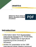 psychrometricchart.ppt
