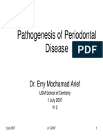 Pathogenesis of Pd Yr2 2007 b&w
