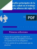 Diez Desafíos SST en Siglo 21 Maracaibo 2010