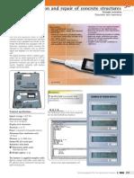 Digital Concrete Test Hammer