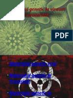 Materialul Genetic La Virusuri Si Procariote
