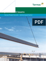 Prestressed Beams Technical PDF