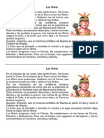 Lectura Los Waris