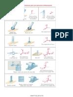 Reacciones en Los Soportes y Conexiones 3D