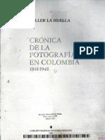 crónica de la fotografía en colombia 1841-1948