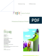 People Introductory