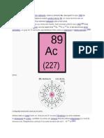 actiniu