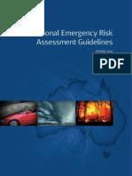National Emergency Risk Assessment Guidelines October 2010