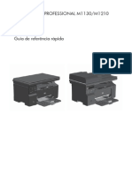 Manual Da Hp m1210 (Português)