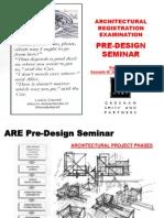 Pre-Design Seminar.ppt
