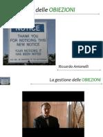 gestioneobiezioni-130112022919-phpapp02