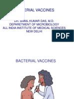 Bacterial Vaccine