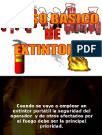 Curso Extintores Charla Cbp Nasca