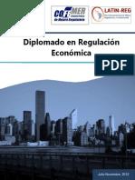 Lectura 1 - Introducción a La Regulación Económica
