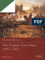 058 - The English Civil Wars 1642-1651