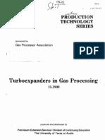 Turboexpander Cryogenic Process