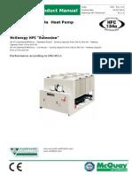 McEnergy HPI Extension Catalog