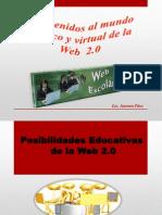 Posibilidades Educativas de la Web