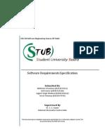 Group08 (STUB) SRS Version 1.1