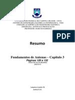 Tiago Balbino - Rresumo - Antenas (Cap. 03 - Pag. 130-132)