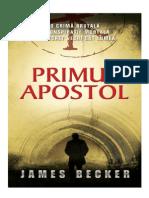 James Becker - Primul apostol.pdf
