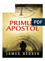 James Becker - Primul apostol.pdf