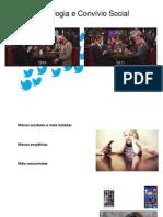 Tecnologia e Convívio Social
